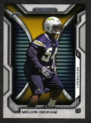 2012 MELVIN INGRAM TOPPS STRATA #117  ROOKIE 16 CARD HOBBY LOT  CHARGERS