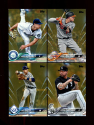 2018 TOPPS BASEBALL #/2018 GOLD UPDATE + SERIES 2 U-PICK COMPLETE YOUR SET