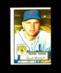 1952 FRANK HOUSE TOPPS #146 PART. YELLOW TIGER / ORANGE TONGUE *R1674