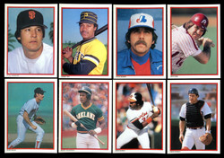 1984 TOPPS BASEBALL ALL STAR SET COMPLETE COLLECTORS EDITION 40/40