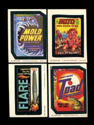 1980 WACKY PACKAGES TOPPS 133-264 U-PICK COMPLETE YOUR SET