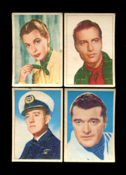 1955 PARKHURST MOVIE & TV STARS U-PICK COMPLETE YOUR SET