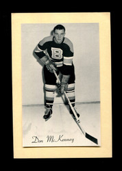 1934/64 DON MCKENNEY BEEHIVE CORN SYRUP BRUINS *189