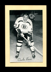 1934/64 CHARLIE BURNS BEEHIVE CORN SYRUP BRUINS *205