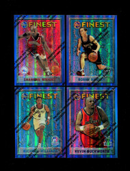 1995 FINEST BASKETBALL REFRACTOR U-PICK COMPLETE YOUR SET
