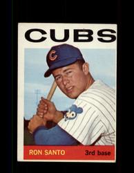1964 RON SANTO TOPPS #375 CUBS *5802