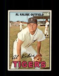 1967 AL KALINE TOPPS #30 TIGERS *2980