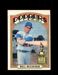 1972 BILL BUCKNER #114 O-PEE-CHEE DODGERS *2538