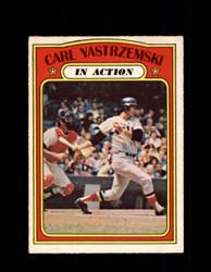 1972 CARL YASTRZEMSKI OPC #38 O-PEE-CHEE IN ACTION *1685