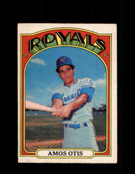 1972 AMOS OTIS OPC #10 O-PEE-CHEE ROYALS *2315