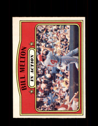 1972 BILL MELTON OPC #184 O-PEE-CHEE IN ACTION *R2144