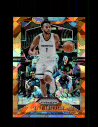 2019 KYLE ANDERSON PRIZM #142 CRACKED ORANGE ICE *1225