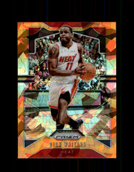 2019 DION WAITERS PRIZM #148 CRACKED ORANGE ICE *5056