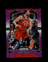 2019 MARC GASOL PRIZM #153 PURPLE WAVE *6269