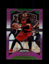 2019 ENES KANTER PRIZM #212 PURPLE WAVE *7022