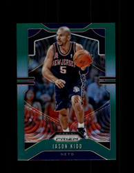 2019 JASON KIDD PRIZM #5 GREEN NETS *4307