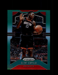 2019 CLINT CAPELA PRIZM #110 GREEN ROCKETS *R1649