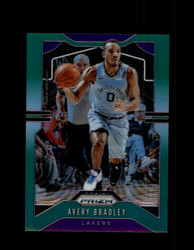 2019 AVERY BRADLEY PRIZM #137 GREEN LAKERS *R1696