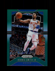 2019 DENNIS SMITH JR. PRIZM #179 GREEN KNICKS *1002
