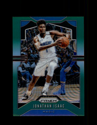 2019 JONATHAN ISAAC PRIZM #194 GREEN MAGIC *8451