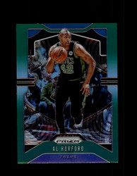 2019 AL HORFORD PRIZM #202 GREEN 76ERS *7323