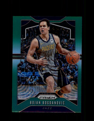 2019 BOJAN BOGDANOVIC PRIZM #218 GREEN JAZZ *6893