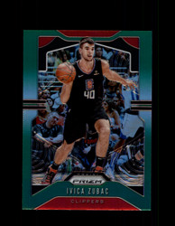 2019 IVICA ZUBAC PRIZM #220 GREEN CLIPPERS *4054