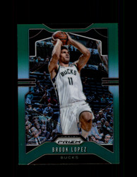 2019 BROOK LOPEZ PRIZM #234 GREEN BUCKS *R1739