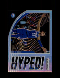 2019 BEN SIMMONS PRIZM #9 SILVER HYPED *R1619