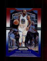 2019 ANDRE IGUODALA PRIZM #102 RED WHITE BLUE GRIZZLIES *R1680