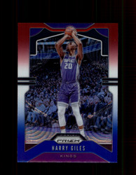 2019 HARRY GILES PRIZM #128 RED WHITE BLUE KINGS *5088