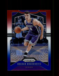 2019 BOGDAN BOGDANOVIC PRIZM #131 RED WHITE BLUE KINGS *R2578