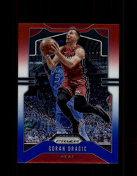 2019 GORAN DRAGIC  PRIZM #145 RED WHITE BLUE HEAT *R1715