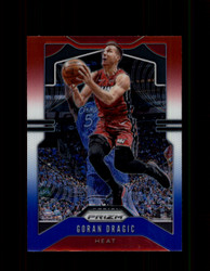 2019 GORAN DRAGIC  PRIZM #145 RED WHITE BLUE HEAT *R1991