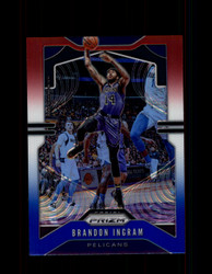 2019 BRANDON INGRAM PRIZM #241 RED WHITE BLUE PELICANS *3330