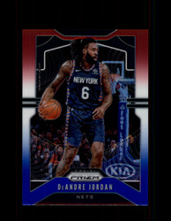 2019 DEANDRE JORDAN PRIZM #243 RED WHITE BLUE NETS *4304