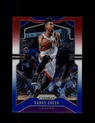 2019 DANNY GREEN PRIZM #60 RED WHITE BLUE LAKERS *8479