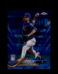2018 IAN KENNEDY TOPPS SAPPHIRE #66 ROYALS *R2546