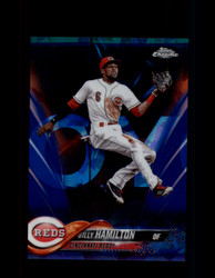 2018 BILLY HAMILTON TOPPS SAPPHIRE #68 REDS *R2547