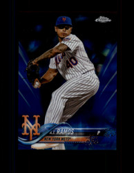2018 A.J. RAMOS TOPPS SAPPHIRE #123 METS *R2563