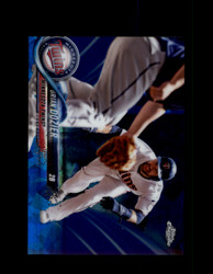 2018 BRIAN DOZIER TOPPS SAPPHIRE #130 TWINS *R2565