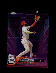 2018 MARCELL OZUNA TOPPS CHROME #HMT46 PINK REFRACTOR CARDINALS *R2419
