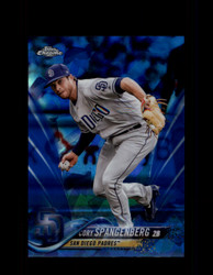 2018 CORY SPANGENBERG TOPPS SAPPHIRE #463 PADRES *5796