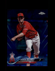 2018 ANDREW HEANEY TOPPS SAPPHIRE #491 ANGELS *4515