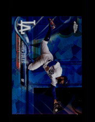 2018 ANDREW TOLES TOPPS SAPPHIRE #518 DODGERS *R1262