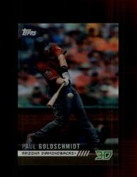 2018 PAUL GOLDSCHMIDT TOPPS 3D #M-16 DIAMONDBACKS *4159