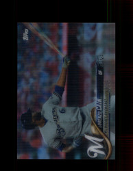 2018 LORENZO CAIN TOPPS 3D #60 BREWERS *R2440