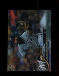 2018 ERIC THAMES TOPPS 3D #91 BREWERS *3725
