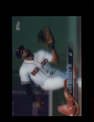 2018 JACKIE BRADLEY JR. TOPPS 3D #96 RED SOX *R1620