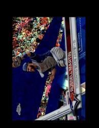 2017 RUSSELL MARTIN TOPPS CHROME SAPPHIRE #572 BLUE JAYS *R2635